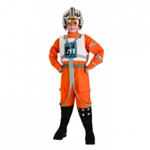 X-Wing Fighter Pilot - Large (childrens)
