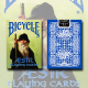 Bicycle AEsir Viking Gods Deck (Blue) by US Playing Card Co.