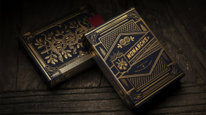 Monarch Playing Cards by THEORY 11 - Blue