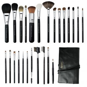 S.I.L.K. 26 Piece Set with Brush Roll