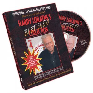 Harry Lorayne\'s Best Ever Collection Volume 4 by Harry Lorayne -