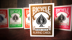 Bicycle Gold Playing Cards by USPCC