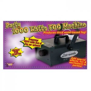 Party Fog Machine - 1000 Watts
