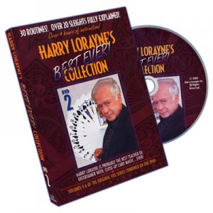 Harry Lorayne\'s Best Ever Collection Volume 2 by Harry Lorayne -