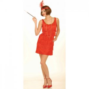 Red Flapper- XL