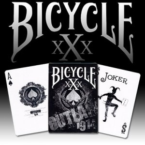 Bicycle Outlaw Deck by US Playing Card Co.