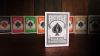 Bicycle Silver Playing Cards by USPCC
