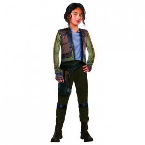 Deluxe Jyn Erso - Medium(childs)