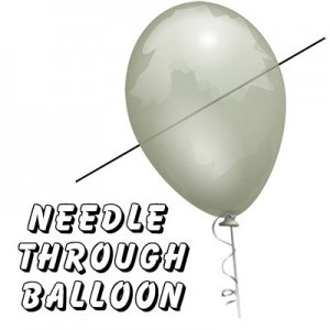 Needle Thru Balloon