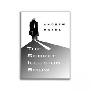 Secret Illusion Show booklet Andrew Mayne