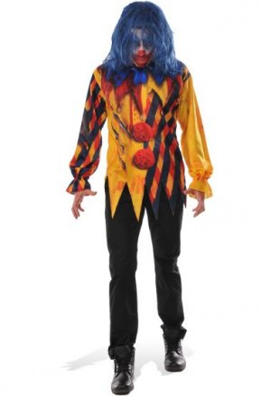 The Killer Clown - Adult X-Large