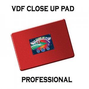 VDF Close Up Pad (Red)