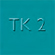 TK-2 Teal Supra Colour - 1.4 oz