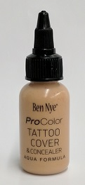 BN Pro Colour Tattoo Cover - Blue No 1