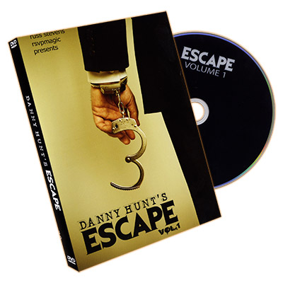 Escape Volume 1 by Danny Hunt