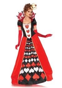 Deluxe Queen of Hearts - M