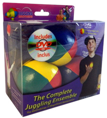 The Complete Juggling Ensemble